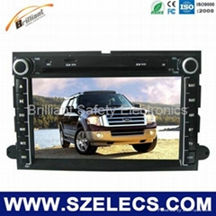 FORD Car GPS Navigation Car DVD player