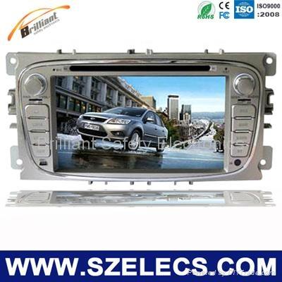 FORD Car GPS Navigation Car DVD player 2