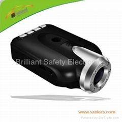 2.0inch TFT HD video recorder with G-sensor