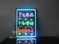 LED LED fluorescence electronic board electronic fluorescent writing board 2