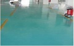 環氧樹脂薄塗地坪
