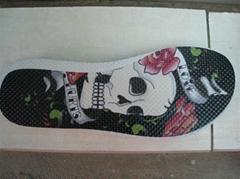 鞋底平板喷墨彩印机