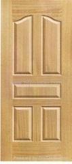水曲柳飾面模壓門板