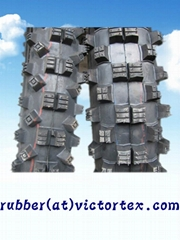 Motorcycle Tire XC cross road Tire