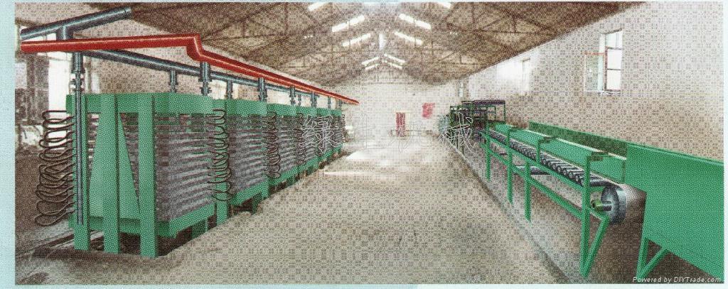 矿棉板生产线 1