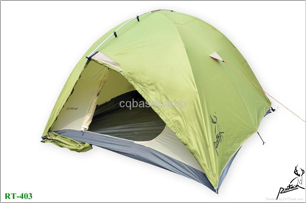4 Person Camping Tent 1