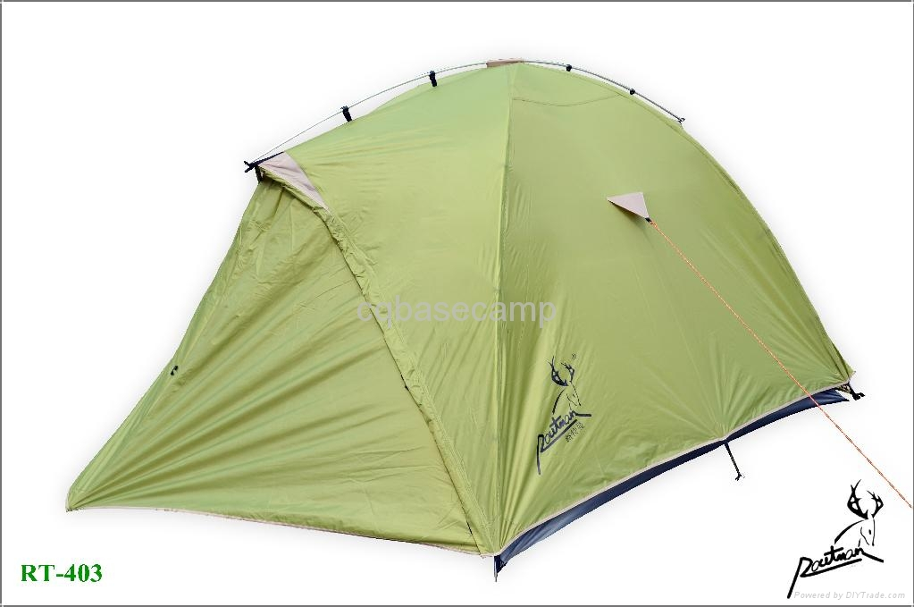 4 Person Camping Tent 2