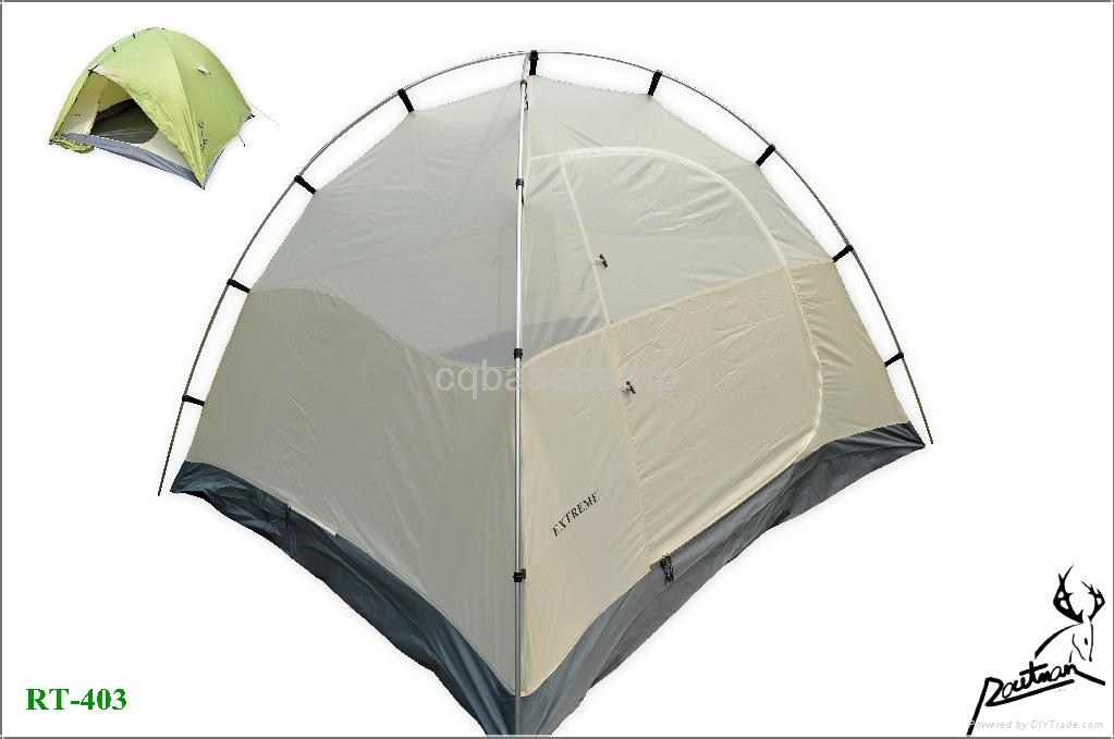 4 Person Camping Tent 3