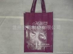 Reusable non woven bag