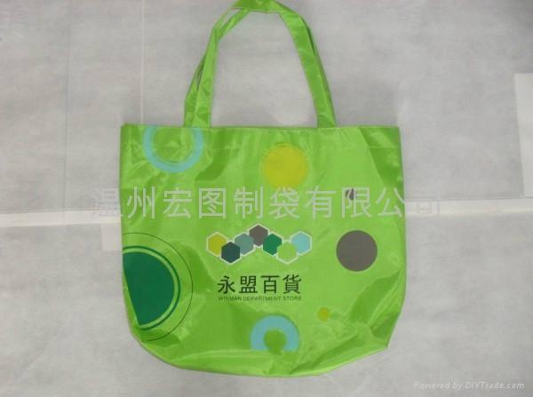 无纺布购物袋 3