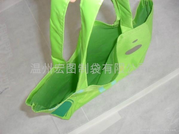 无纺布购物袋 4