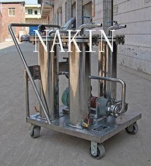 濾油機諾慶便攜式板框 2