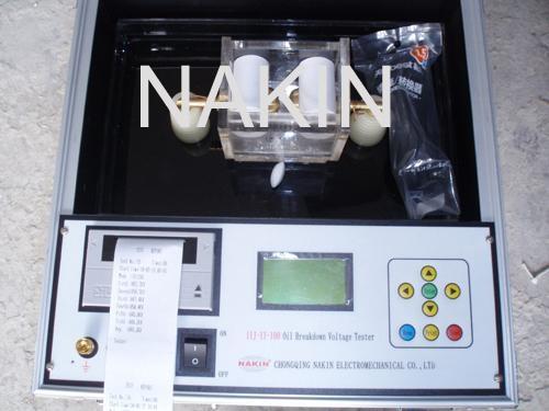 IIJ-II系列絕緣油介電測試儀諾慶濾油機 1
