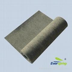 anti-static polyester needle felt 500gsm(blend fiber)