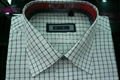 T/C 男式衬衫(格子布) 2