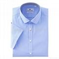 男式短袖衬衫 (倒比例)  2
