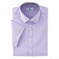 男式短袖衬衫 (倒比例)  3