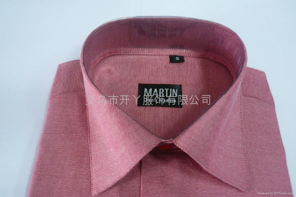 男式经典短袖衬衫 2