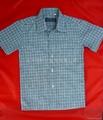 100%Cotton boy shirt