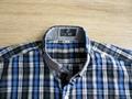 全棉男童格子衬衫 3