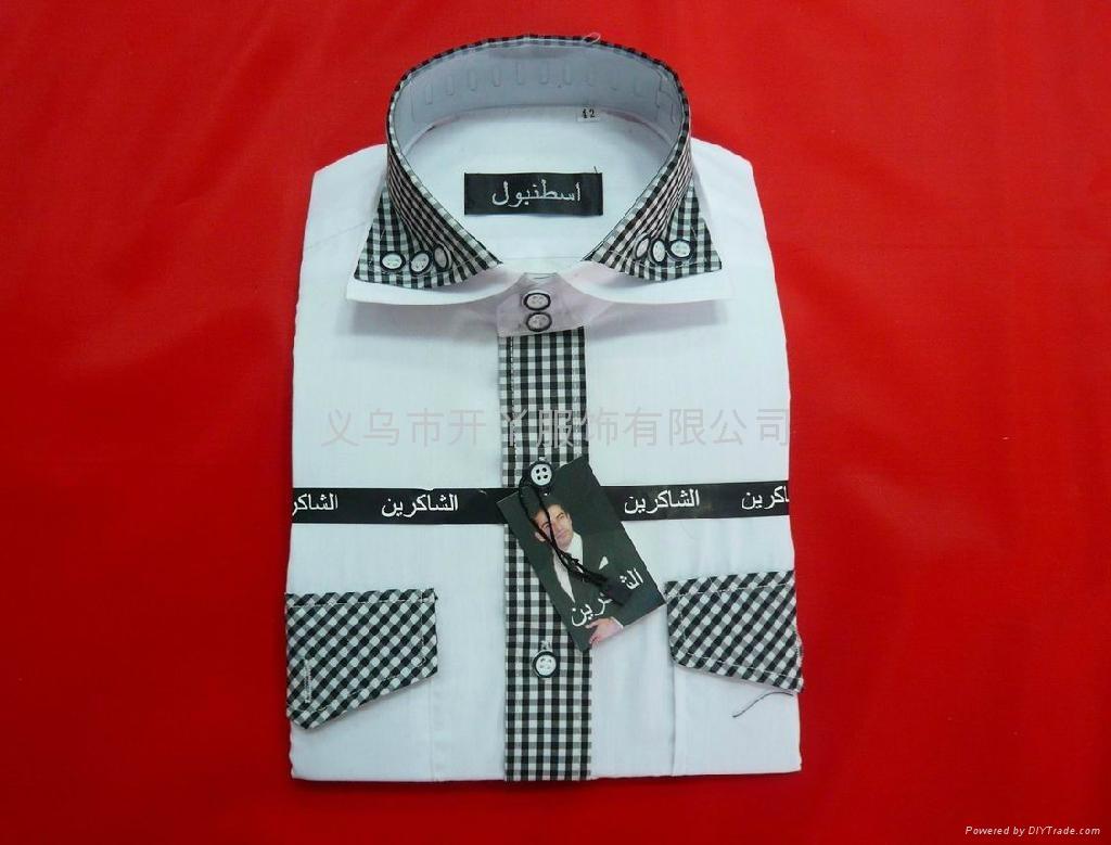 儿童长袖衬衫 1