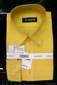 男式长袖衬衫 (倒比例)
