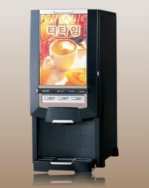 商机投币咖啡机 2