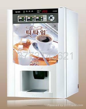 创业项目投币咖啡机 1