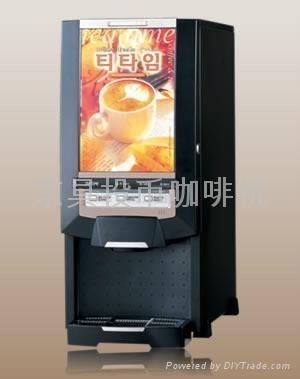 东具投币咖啡机 2