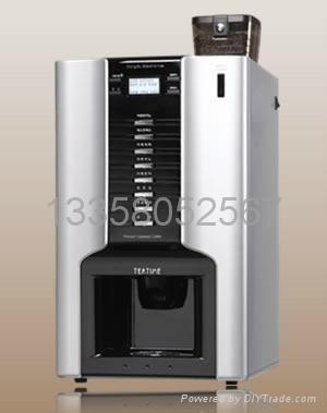 东具全自动磨豆咖啡机 2