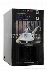 东具DG-208F3M投币式咖啡机