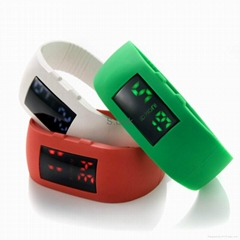 LED sport watch