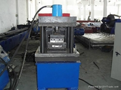 PU Continental shutter doors forming machine