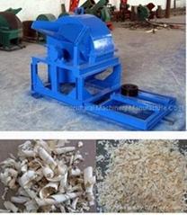 wood shaving machine