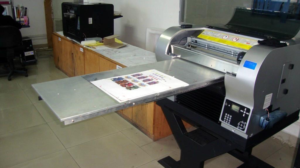 最新  印刷機 3