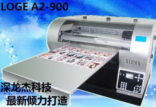 怎麼樣選購噴墨平板打印機 1
