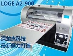 高端万能平板打印机