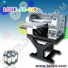 皮革印錢包印刷機