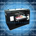 皮革印錢包印刷機 2