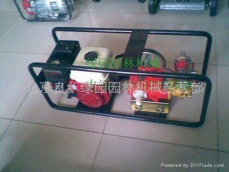 供應本田抽水泵WB20XH 4