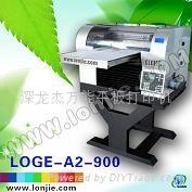 皮革印花机