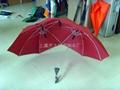 双杆情侣伞