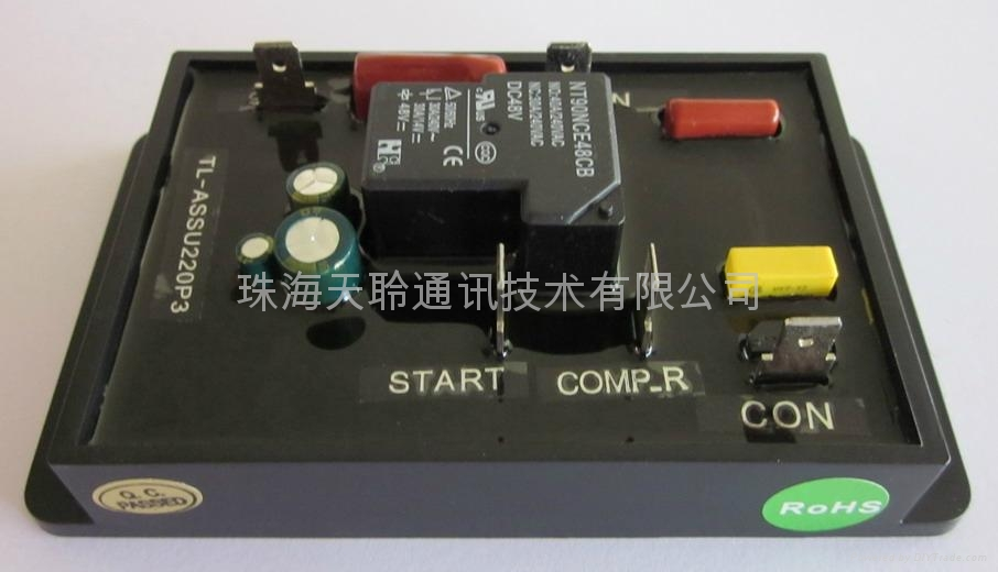Single phase air conditioning soft starter for 1p 3p tl for Single phase motor soft starter