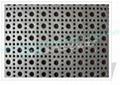 供應優質不鏽鋼沖孔網
