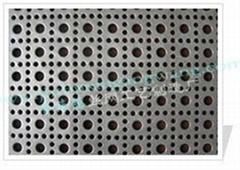 供应优质不锈钢冲孔网
