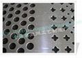 供应优质不锈钢冲孔网 4