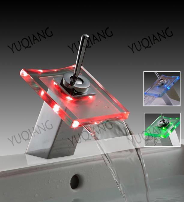 LED Faucet 1