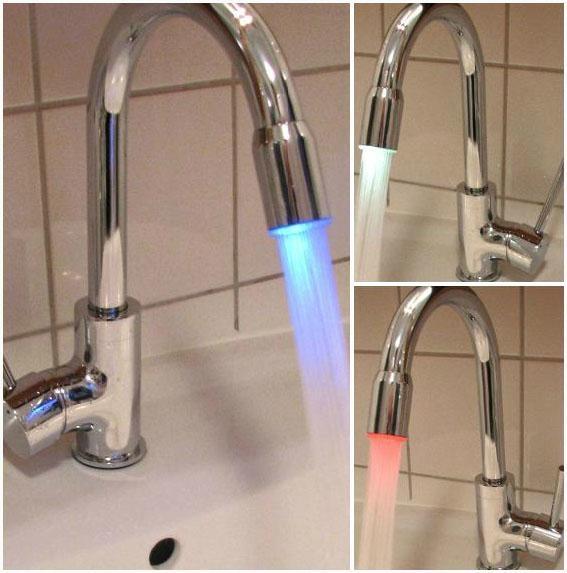 LED Faucet 2