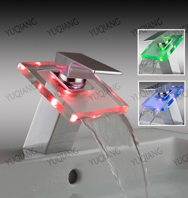 LED Faucet 3