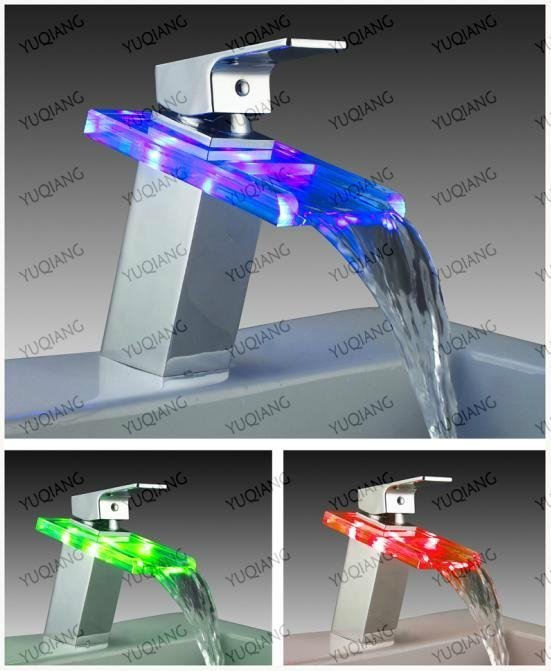 LED Faucet 4